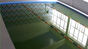 Бассейн открыт для разовых посещений ежедневно с  16.00